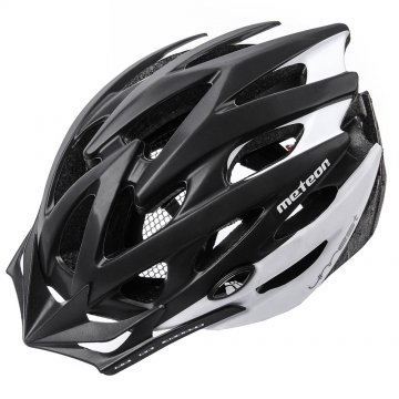 KASK ROWEROWY METEOR MV29 UNREST black/white
