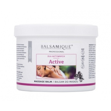 Balsamique Active balsam do masażu 500ml