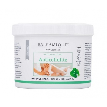 Balsamique Anticellulite balsam do masażu 500ml