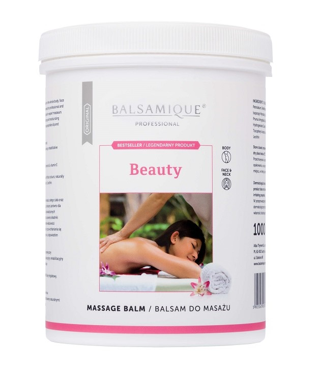 Balsamique Beauty balsam do masażu 1000ml