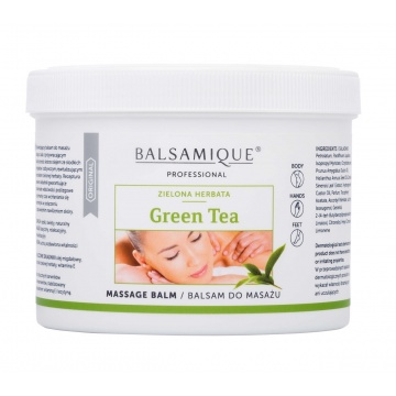 Balsamique Green Tea balsam do masażu 500ml