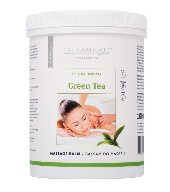 Balsamique Green Tea balsam do masażu 1000ml