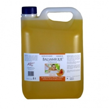 Balsamique Melon oliwka do masażu 5000ml