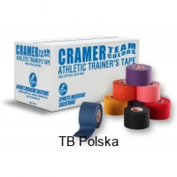 Cramer Color Tape 1 rolka