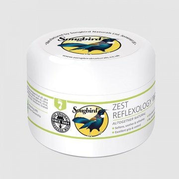 Cytrusowy wosk do refleksologii Songbird | Zest Reflexology Wax