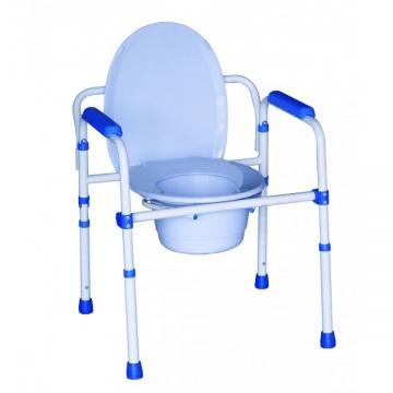 Herdegen Alustyle 3w1 krzesło toaletowe fotel sanitarny