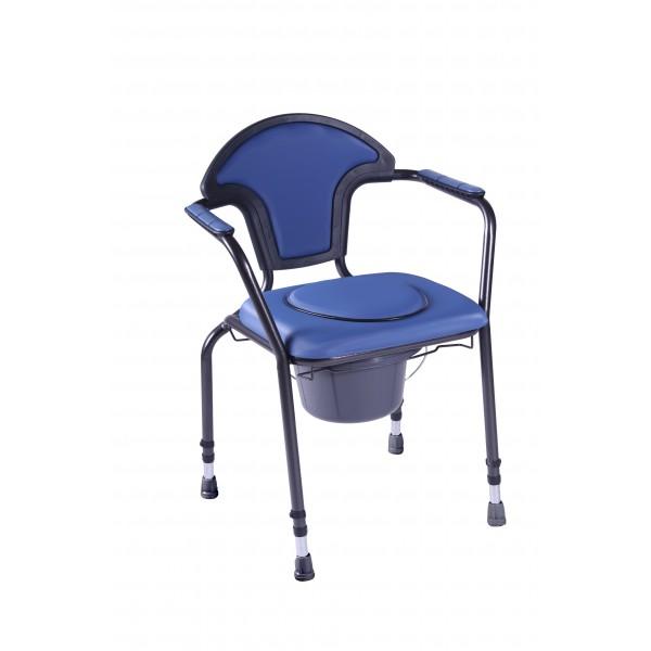 Herdegen OPEN krzesło toaletowe fotel sanitarny z regulacją