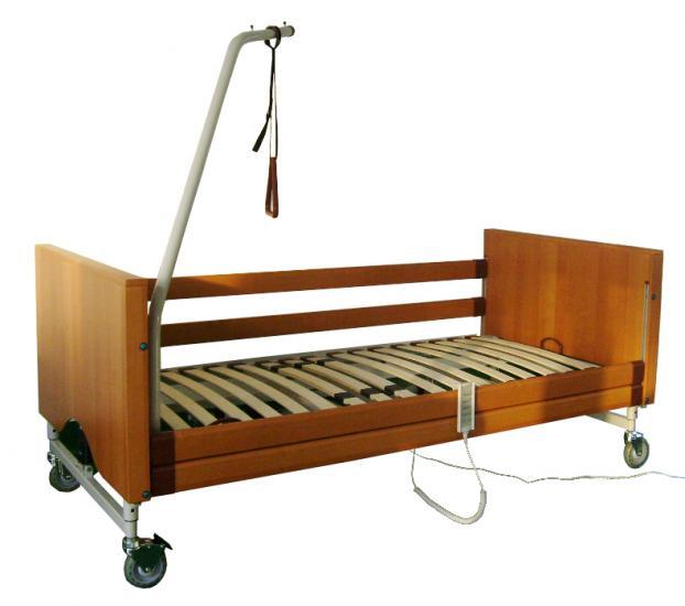 łóżko Rehabilitacyjne Do Opieki Dla Osób Chorych Model R