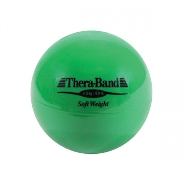 Thera Band Soft Weight piłka lekarska 2,0 kg