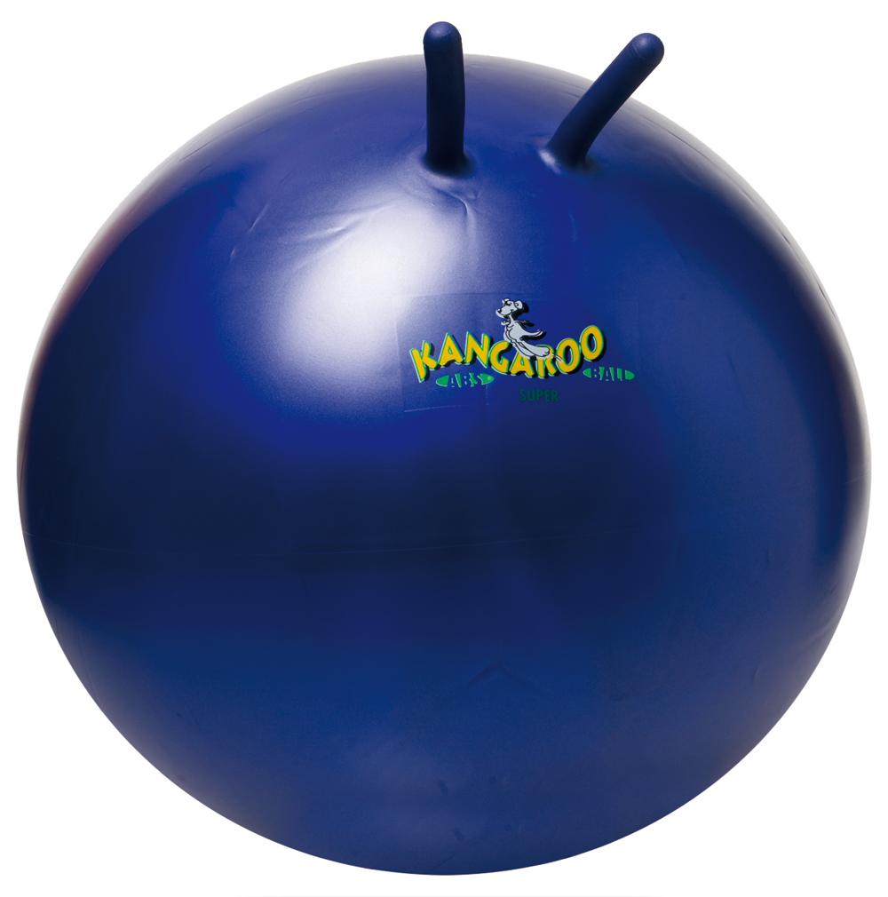 3332190f08bb Togu Kangaroo piłka rehabilitacyjna do ćwiczeń z uchwytami Junior ABS 45cm