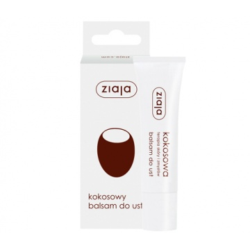 Ziaja kokosowy balsam do ust 10ml