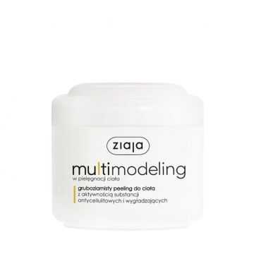 Ziaja multimodeling peeling myjący gruboziarnisty 200ml